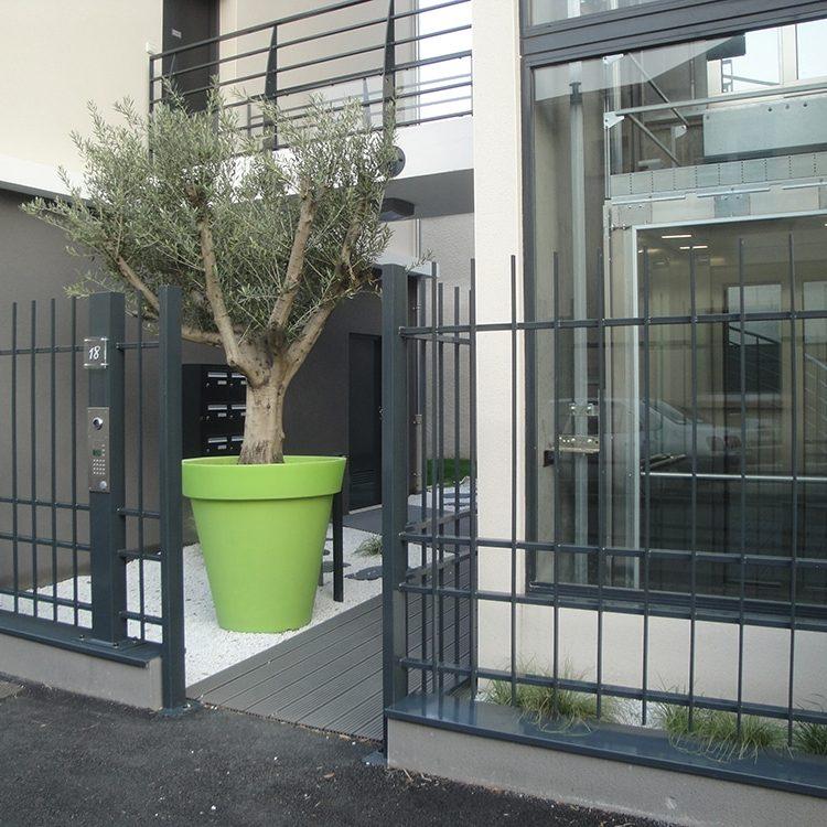 Prestation clôture et portails